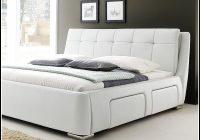 Bett Weiß 180×200 Mit Lattenrost