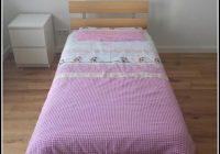 Bett Weiß 90×200 Gebraucht