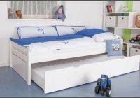 Bett Weiß 90×200 Mit Schubladen