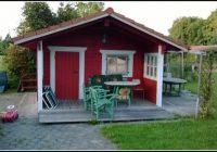 Blockbohlen Gartenhaus 45 Mm