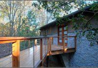 Bodenbelge Balkon Holz