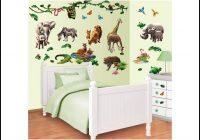 Bordüre Kinderzimmer Dschungel