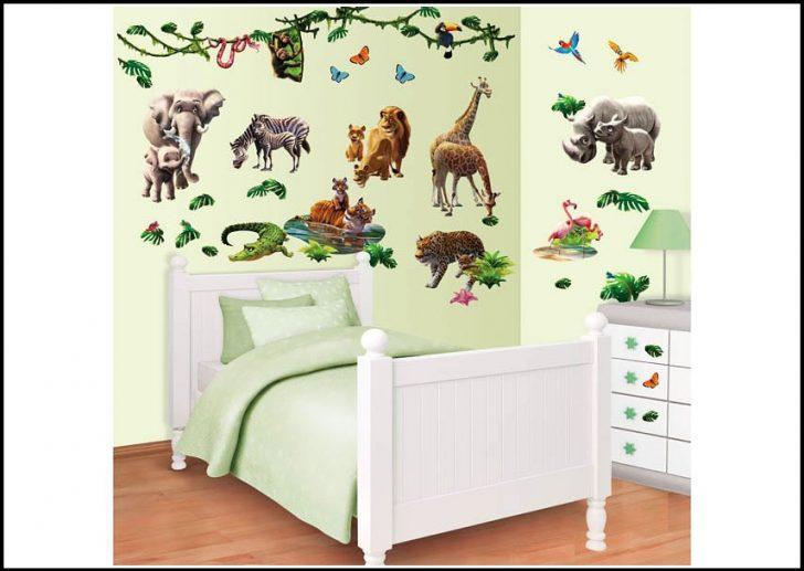 Permalink to Bordüre Kinderzimmer Dschungel