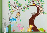 Bordüre Kinderzimmer Tiere