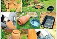 Brunnen Bauen Im Garten