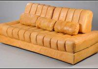 De Sede Sofa Vintage
