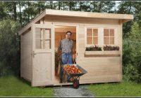 Dehner Gartenhaus Holz