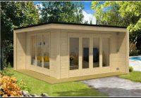 Dehner Gartenhaus Metall
