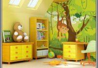 Dekoideen Kinderzimmer Dschungel