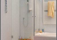 Dusche Neben Badewanne Abtrennung