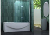 Duschwand Badewanne Ohne Bohren Anleitung