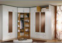 Eckschränke Schlafzimmer Weiß