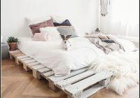 Einfaches Bett Selber Bauen Anleitung