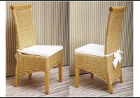 Esszimmer Stühle Rattan