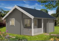 Farbe Gartenhaus Holz