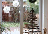 Fensterdeko Kinderzimmer Weihnachten