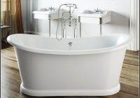 Freistehende Badewanne Acryl Oder Keramik