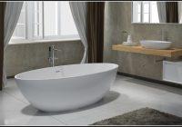 Freistehende Badewanne Aus Mineralguss