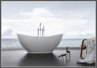 Freistehende Badewanne Richtig Einbauen
