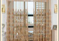 Gardinen Für Wohnzimmer Mit Balkon