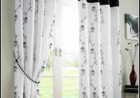 Gardinen Für Wohnzimmerfenster Mit Balkontür