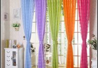 Gardinen Wohnzimmer Ideen Vorhänge