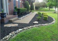 Garten Anlegen Mit Steinen