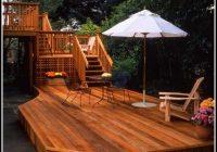 Garten Terrasse Bauen Holz