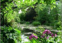 Garten Von Claude Monet Giverny