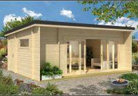 Gartenhaus Blockhaus Ebay