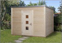 Gartenhaus Blockhaus Modus