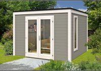Gartenhaus Cube Design