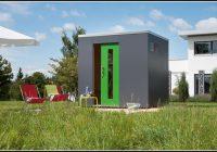 Gartenhaus Design Bausatz