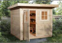 Gartenhaus Holz Konfigurator