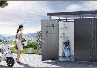 Gartenhaus Metall Biohort