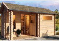 Gartenhaus Mit Aufbauservice