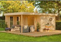 Gartenhaus Mit Flachdach Selber Bauen
