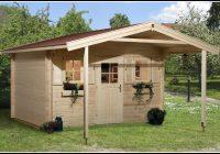 Gartenhaus Mit Terrasse Kaufen