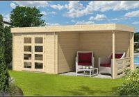 Gartenhaus Modern Mit Flachdach