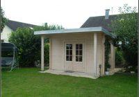 Gartenhaus Modern Pultdach