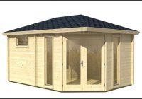 Gartenhaus Pultdach Bauplan