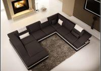 Große Sofas U Form