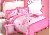 Hello Kitty Bett