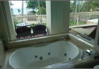 Hotel Mit Badewanne Auf Balkon