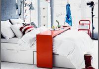 Ikea Bett Mit Tisch