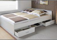 Ikea Bett Weis Mit Schubladen