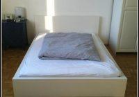 Ikea Bett Weiss 140