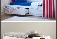Ikea Flaxa Bett Mit Schubladen