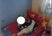 Ikea Kritter Bett Rot