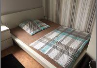 Ikea Malm Bett 140×200 Mase